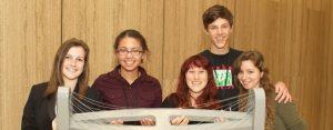 Students with Bridge