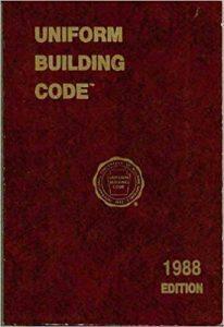 1988 Uniform Building Code