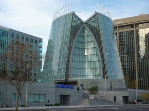 Cathedral of Christ the Light - Exterior View
