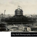 San Francisco City Hall under Construction