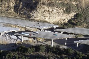 Northridge Interchange Collapse