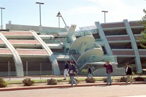 Cal State Northridge Parking Garage Collapse