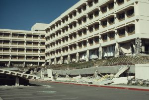 Olive View Medical Center Collapse