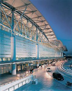 San Francisco International Airport Terminal Building