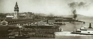Ferry Building Circa 1915