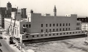 Rincon Center Construction - Original Building