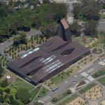 De Young Museum - Aerial View