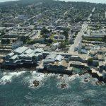 Monterey Bay Aquarium - Aerial View
