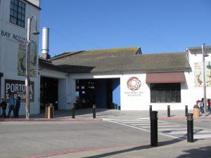 Monterey Bay Aquarium - Front
