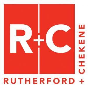 Rutherford + Chekene Logo