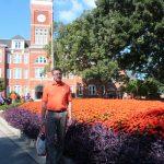 Steve Tipping at Clemson University