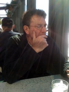 Steve Tipping in Contemplation