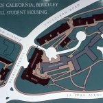 Foothill Housing Complex Map
