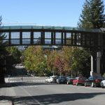 Bridge connection between La Loma and Foothill Complexes