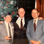 SOHA Engineers Founders: Dan Shapiro (center), Harry Okino (left), and John H. Hom (right)