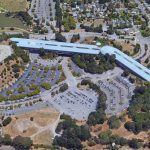 Marin County Civic Center - Aerial View