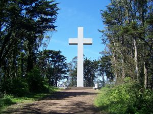 Mount Davidson Cross