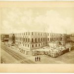 Construction of the Old San Francisco Mint