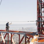 Sutro Tower Girder