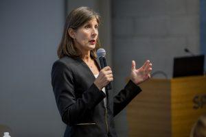 Maryann Phipps at 2017 SE3 Symposium
