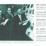 AISC 1967 Prize Bridges Jury