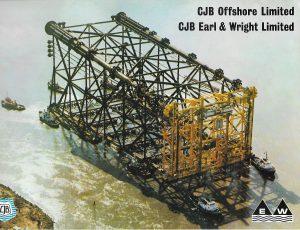 Thistle Field Platform - Ocean Tow